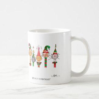 MEOWLY CHRISTMAS! Coffee Mug