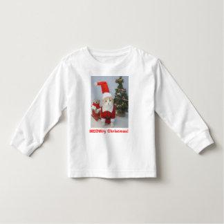 MEOWry Christmas! Toddler T-shirt