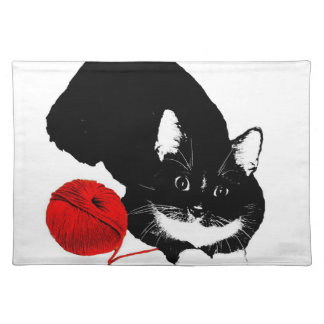 Meowu Home Collection Placemat Cloth Place Mat