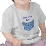 Meowvelous Patterned Cat Tshirt