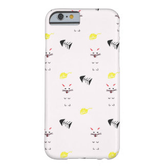Meowy Barely There iPhone 6 Case