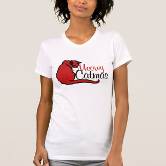 Meowy Catmas Camisetas