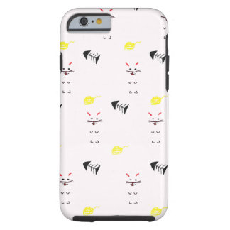Meowy Tough iPhone 6 Case