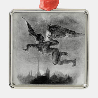 Mephistopheles' Prologue in the Sky Christmas Tree Ornaments