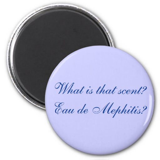 Mephitis Button Magnets