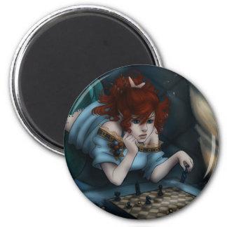 Mer-Chess Magnet