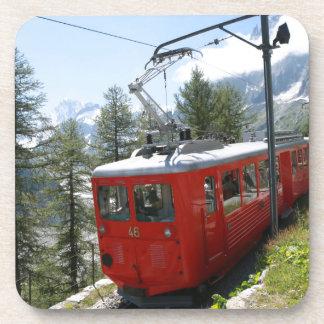 Mer de Glace - Chamonix France Drink Coaster