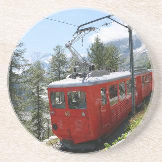 Mer de Glace - Chamonix France Drink Coasters