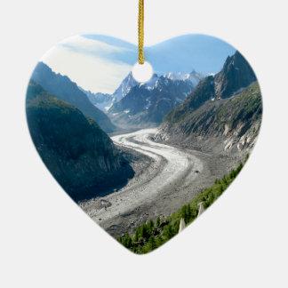 Mer de Glace - Chamonix Francia Adorno