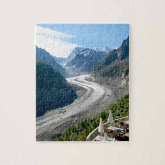 Mer de Glace - Chamonix Francia Rompecabeza