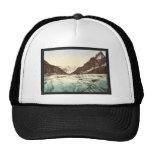 Mer de Glace, Mont Blanc, Chamonix Valley, France Hats