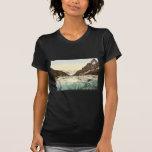 Mer de Glace, Mont Blanc, Chamonix Valley, France Tee Shirt