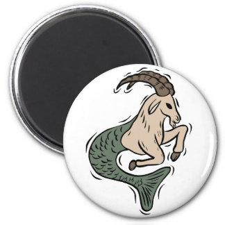 Mer-goat Magnet
