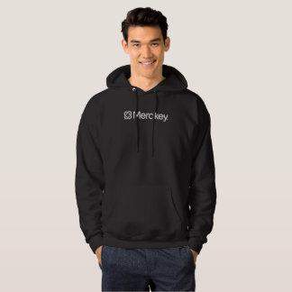 Merakey Logo Black Hoodie
