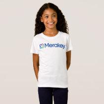 Merakey Logo Girl's T-Shirt
