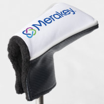 Merakey Logo Golf Club Putter Cover