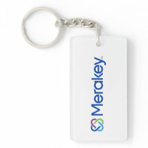 Merakey Logo Keychain