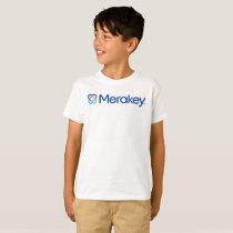 Merakey Logo Kid's T-Shirt (Hanes Tagless)