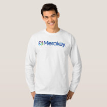 Merakey Logo Long-Sleeve T-Shirt