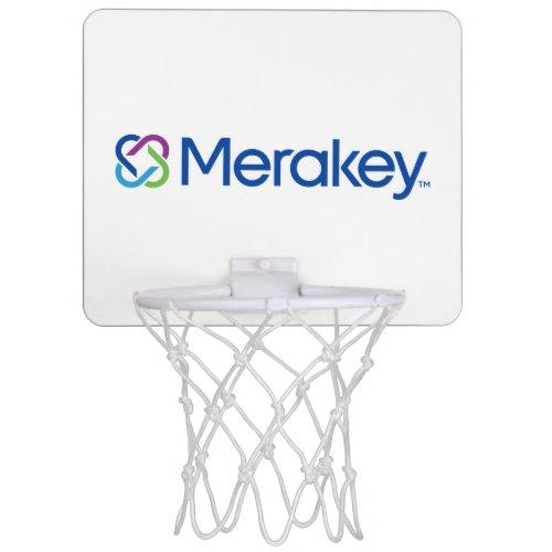 Merakey Logo Mini Basketball Net Mini Basketball Hoop