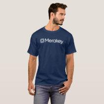 Merakey Logo Navy T-Shirt