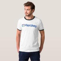 Merakey Logo Ringer T-Shirt