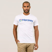 Merakey Logo T-Shirt (American Apparel)