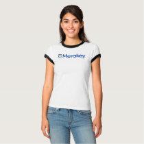 Merakey Logo Women's Ringer T-Shirt
