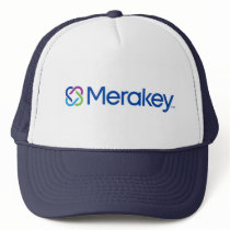 Merakey Navy Trucker Hat