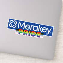 Merakey PRIDE Cutout Stickers