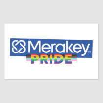 Merakey PRIDE Stickers