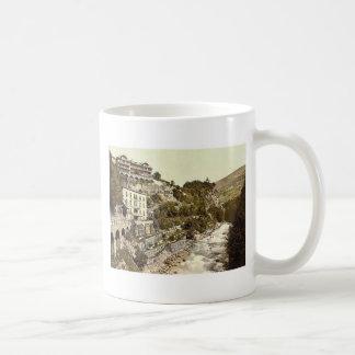 Meran, Gilf-Anlagen y Zenoberg (es decir, Zenoburg Tazas De Café