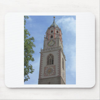 Merano Bell Tower, Sud Tirol Mouse Pad