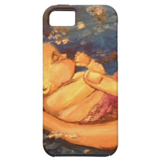 Merbaby at Night iPhone 5 Covers