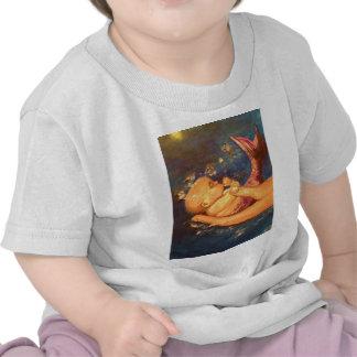 Merbaby at Night Tshirt