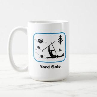 Mercadillo casero taza clásica