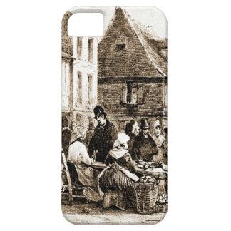 Mercado callejero 1820 iPhone 5 protectores