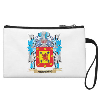 Mercado Coat of Arms - Family Crest Wristlet
