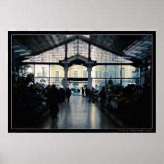 Mercado da Ribeira 001 Print