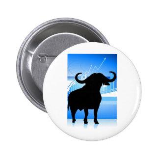 Mercado de acción Bull Pins