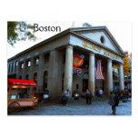 Mercado de Boston Quincy Postales