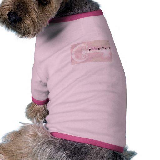 Mercado de cambios del perrito camiseta de perrito