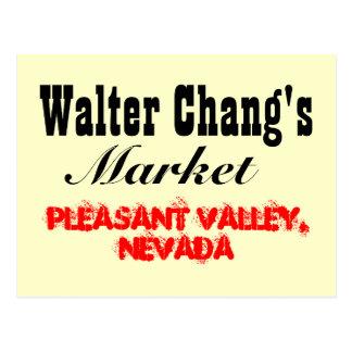 Mercado de Gualterio Chang Postal