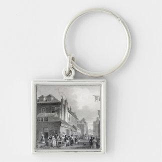 Mercado de Hungerford, filamento, Thomas grabado Llaveros Personalizados