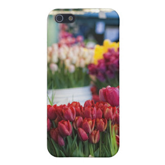 Mercado de la Tulipán-Calle iPhone 5 Funda