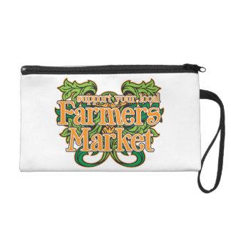 Mercado de los granjeros de la ayuda