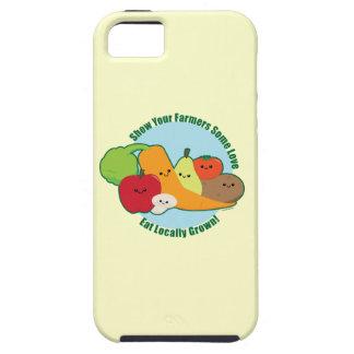 Mercado de los granjeros iPhone 5 funda