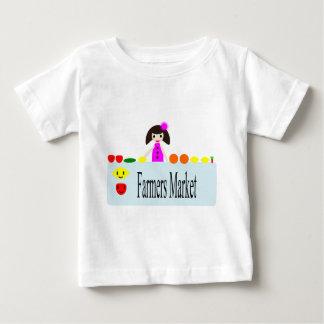 Mercado de los granjeros t shirts