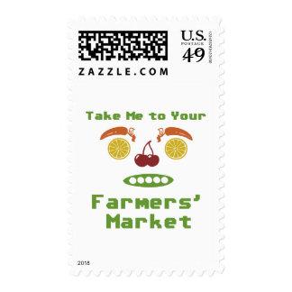 Mercado de los granjeros envio