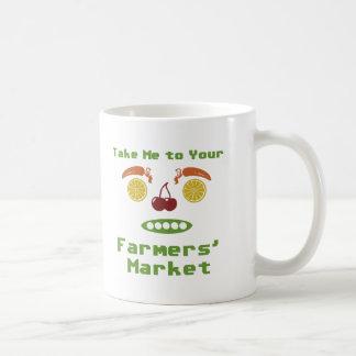 Mercado de los granjeros taza clásica